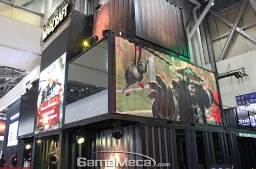 Gstar 2011: Toàn cảnh gian hàng Blizzard Entertainment 9