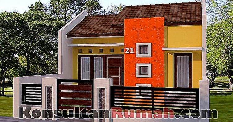 Terpopuler 36+ Pagar Rumah Minimalis Lebar 6 Meter