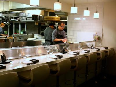 Umami restaurant in Copenhagen