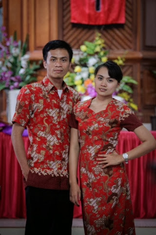 Contoh foto couple/prewedding out door