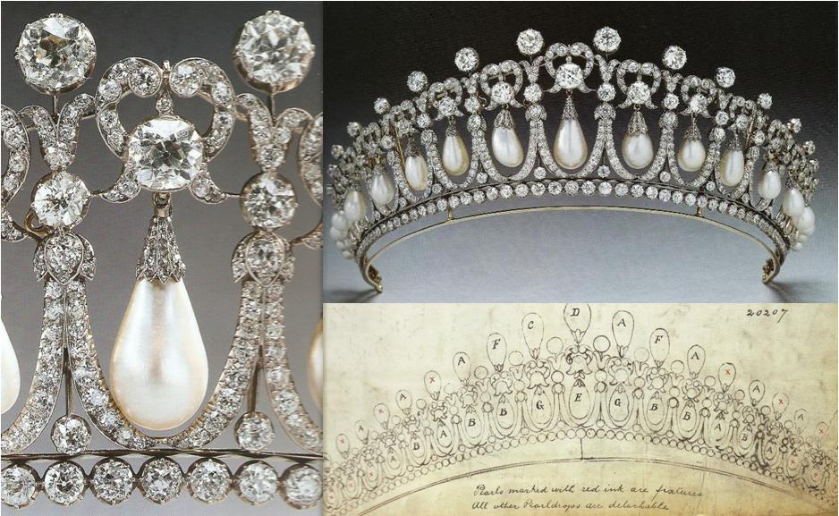 Αποτέλεσμα εικόνας για the Lover's Knot tiara,