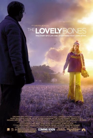 Poster Of The Lovely Bones (2009) Full Movie Hindi Dubbed Free Download Watch Online At Alldownloads4u.Com
