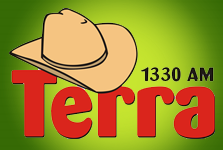 Esta imagem tem um link para a Rádio Web TERRA AM 1330 kHz - A Rádio Música de Viola Raiz online mais ouvida do Brasil