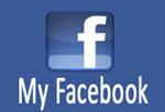 Udah pada tahu gag aku di facebook?.