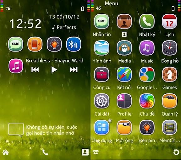CFW Belle cho Nokia N97mini - Đẹp hơn - Nhanh hơn
