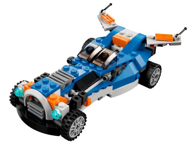 レゴ クリエイター サンダーウイング 31008