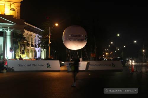 Banners - Standard Chartered Bangkok Marathon