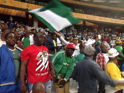 Nigeria football news, Nigerians To Cheer Dream Team At El Menzah