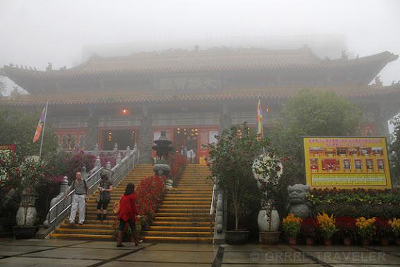 how to go to lantau island from mongkok