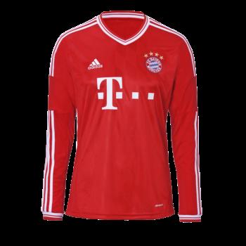 Jual Jersey Lengan Panjang Bayern Munchen Home
