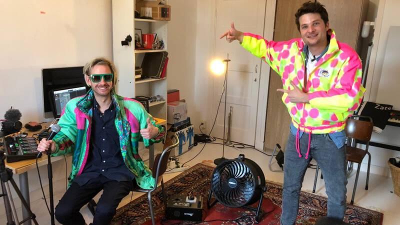 Daan Boom scoort met liedjes vanaf zijn zolderkamer   NOS ...