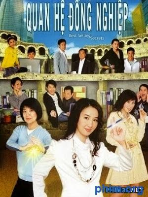 Phim Quan hệ đồng nghiệp-Best Selling Secrets tvb 2007