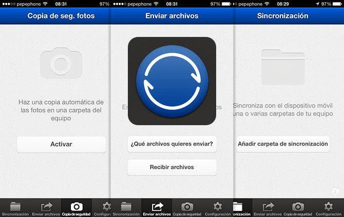 BitTorrent Sync llega a iOS