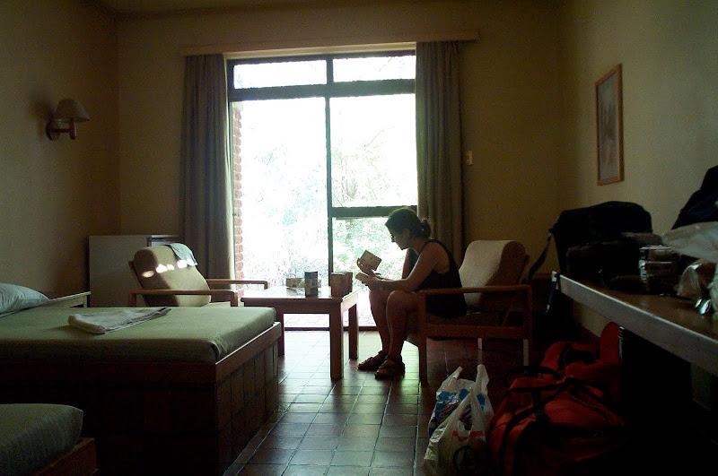 La habitación del Waterberg Plateau