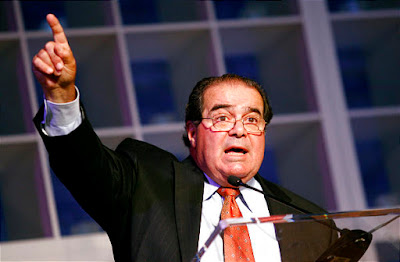 Justice Scalia breaks down majority opinion on DOMA
