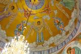 Роспись купола храма Святиеля Алексея, г.Ижевск