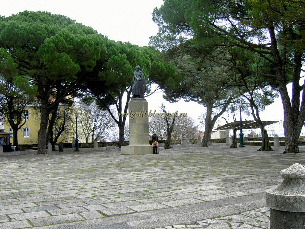 В крепости Святого Георгия