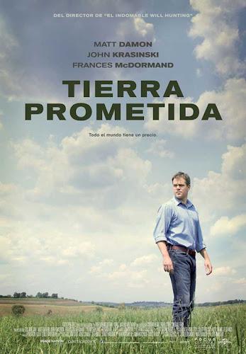 Tierra prometida, cartel