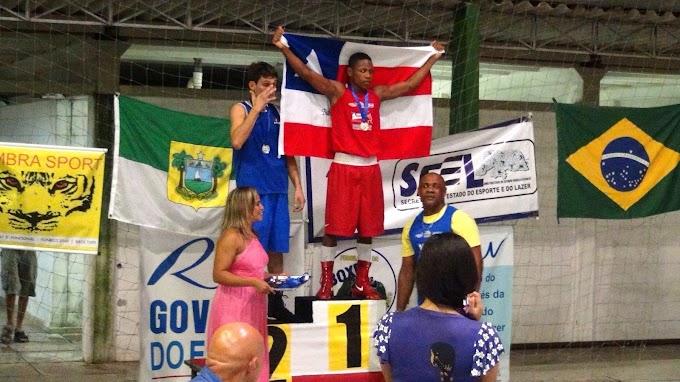 RN tem desempenho histórico na Copa Nordeste de Boxe Olímpico