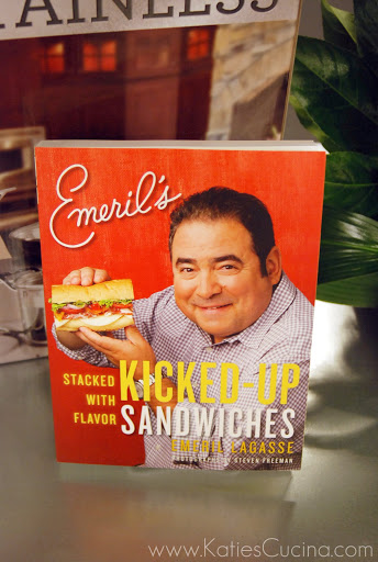 Kicked Up Sandwiches Cookbook