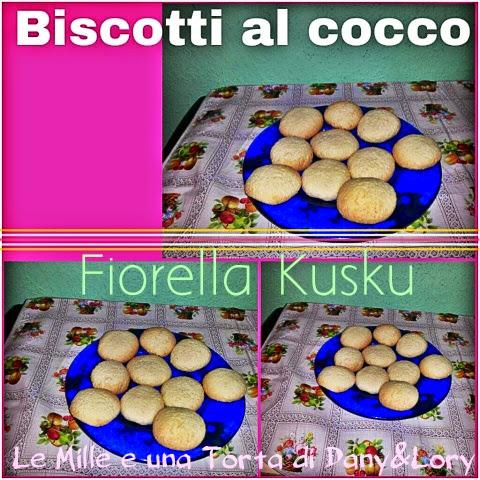 biscotti al cocco senza burro