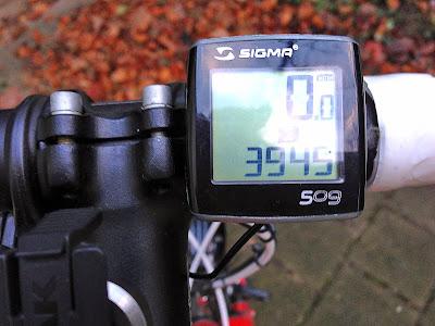 Fahrrad-Tacho