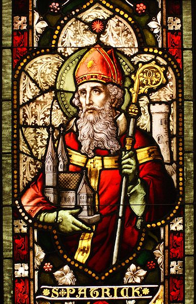 The amazing life of St. Patrick