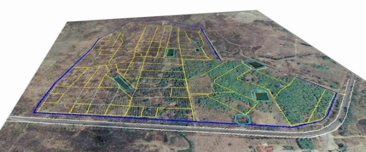 site survey ไร่สมปรารถนา(สวนผึ้ง ราชบุรี)  V23