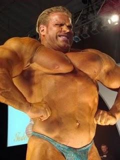 Bodybuilder Corona