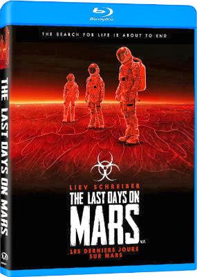 Filme Poster Os Últimos Dias em Marte BRRip XviD & RMVB Legendado