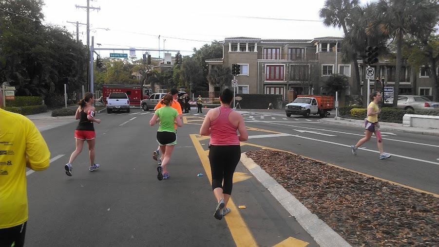 IMAG0311 Gasparilla Half Marathon 2013 {recap}