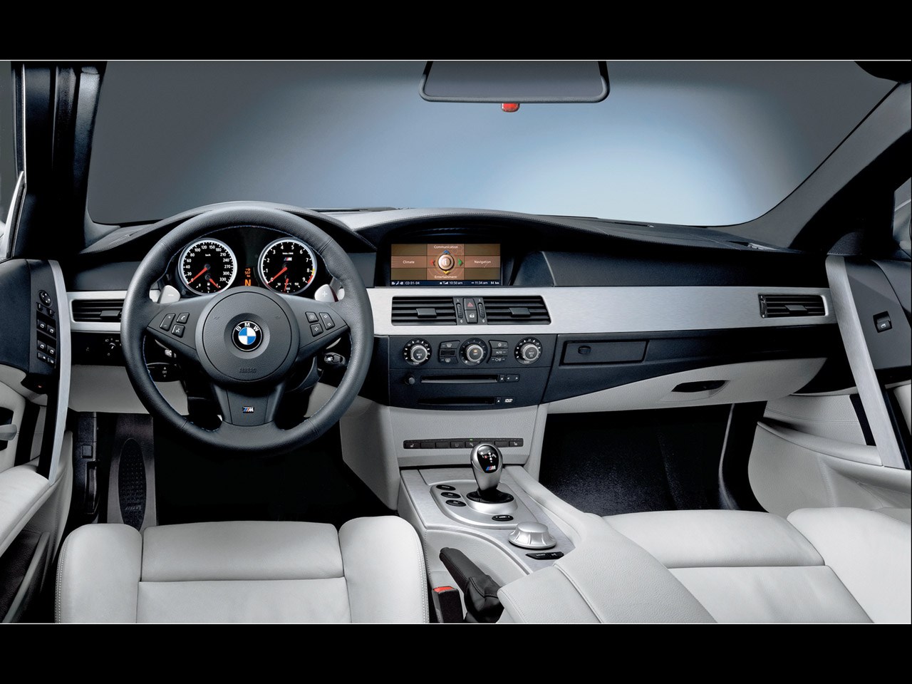 Bmw Automobiles Bmw X5 2005 Interior