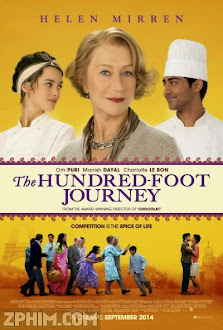Hành Trình 100 Bước Chân - The Hundred-Foot Journey (2014) Poster
