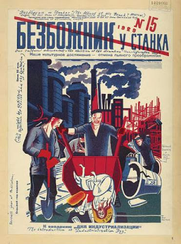 Atheistic Five-Year Plan Was Announced In The Ussr 80 Years Ago