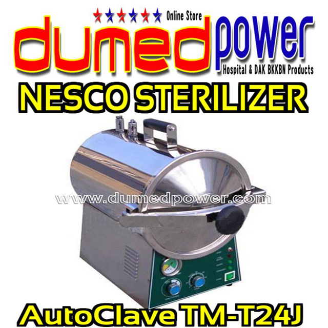 Nesco-Sterilizer-Autoclave-TM-T24J-Made-in-China