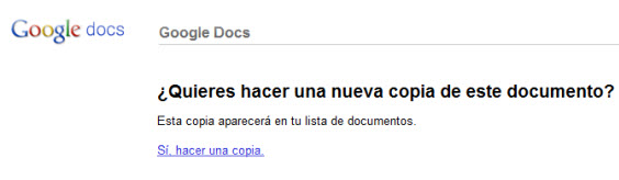 copiar documento en google
