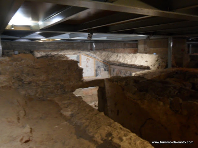 Cripta Santa Eulalia, Merida, espanha