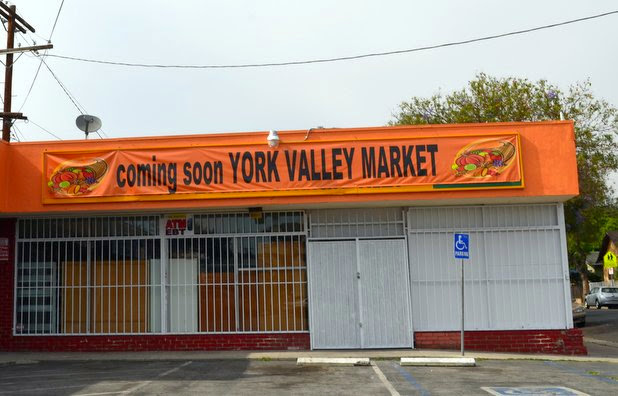 New York Valley Market opening in Highland Park