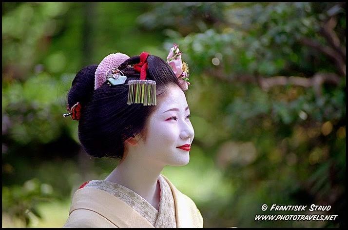 geisha ở Nhật
