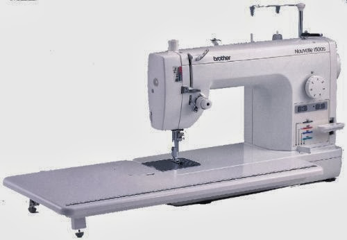 Brother PQ1500S High Speed Computerized Quilting and Sewing Machine