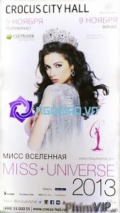 Chung Kết Hoa Hậu Hoàn Vũ 2013 - Miss Universe Finals 2013 poster