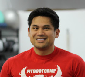 Fitness Boot Camp - Jesse Vince-Cruz