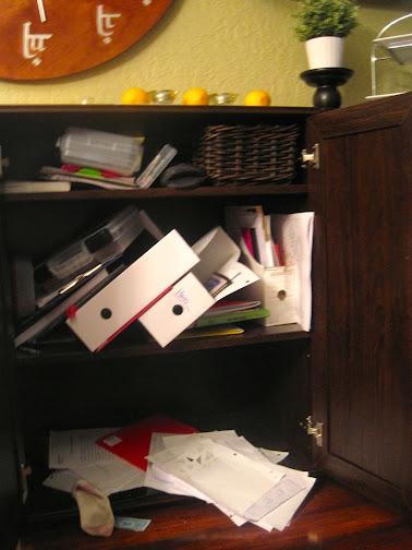 messy homeschooling