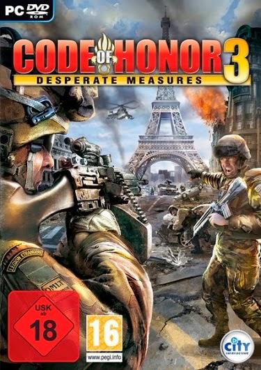 Code of Honor 3 Desperate Measures Rip 1.19GB Full