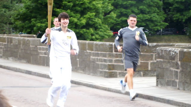 Olympic Torch Relay Day 25