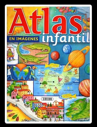 Resultado de imagen de dibujos de ATLAS INFANTIL