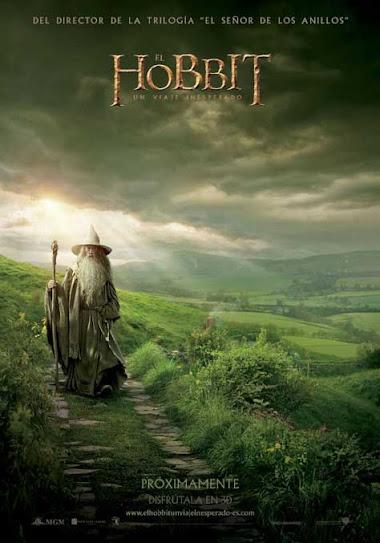 El Hobbit: Un viaje inesperado, cartel