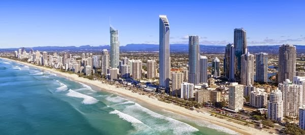 Surfers Paradise - Queensland