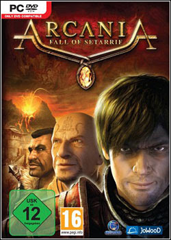 Download – Jogo Arcania Fall of Setarrif - FUll PC 2011 Baixar