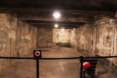 Auschwitz - Birkenau - Câmara de gás
